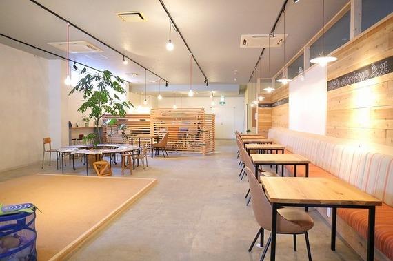 群馬県桐生市にあるコワーキングスペース コワーキング&コミュニティスペース「COCOTOMO」(ココトモ)