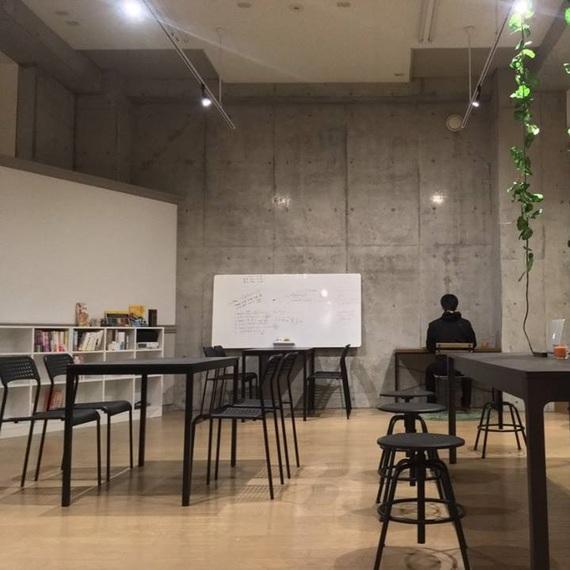 茨城県つくば市にあるGlobal Incubation Cafe Peach(グローバル インキュベーション カフェ ピーチ)