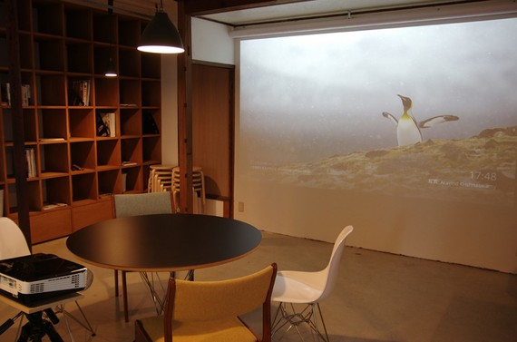 山形県米沢市にあるコワーキングスペース スタジオ八百萬