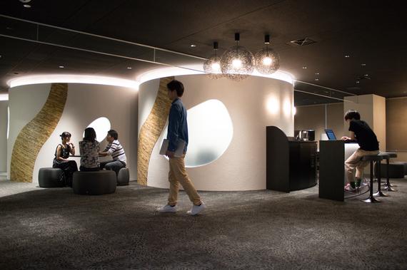 東京都中央区にあるコワーキングスペース WA creative share office