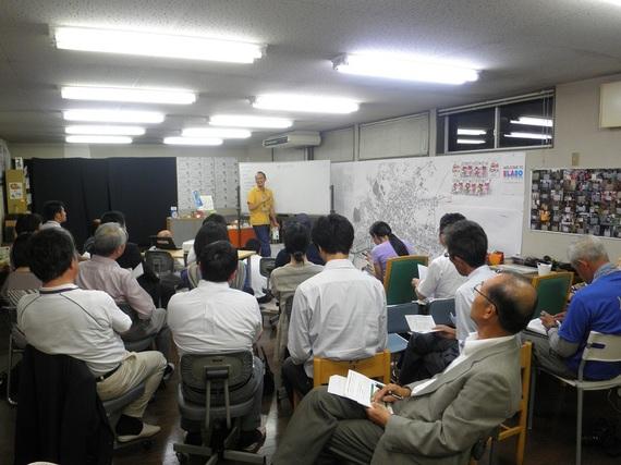 富山県小矢部市にあるコワーキングスペース ELABO(イーラボ)