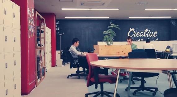 神奈川県横浜市中区にあるコワーキングスペース mass×mass関内フューチャーセンター(マスマス)