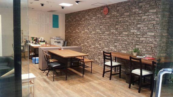 東京都荒川区にあるコワーキングスペース クリエイティブ・ジャパン株式会社
