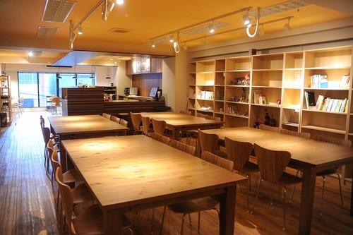 北海道札幌市中央区にあるCreative Lounge SHARE(SHARE TOWORK /SHARE GARAGE)クリエイティブラウンジシェア