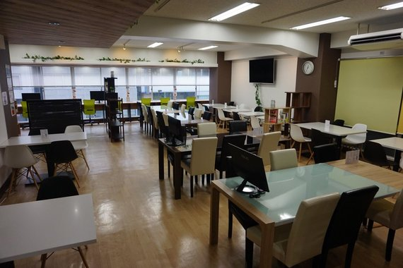 東京都千代田区にあるコワーキングスペース Rampart(ランパート)