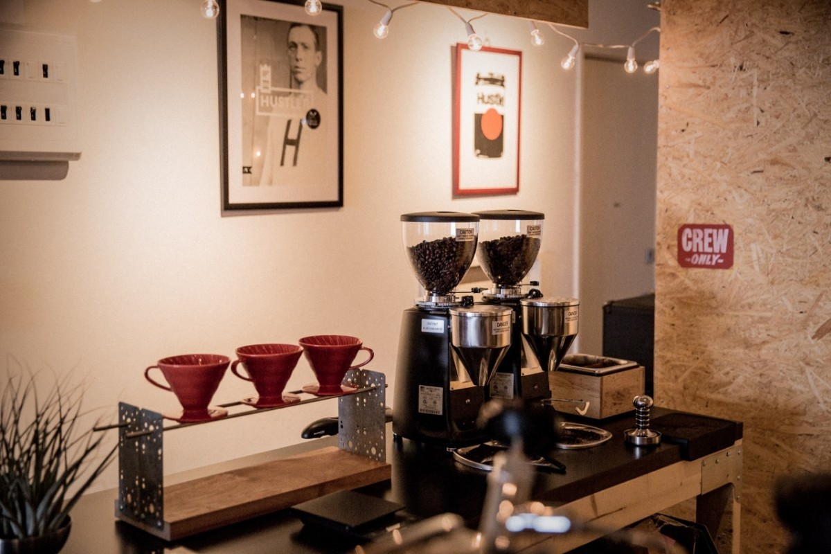 東京都渋谷区にあるMAKERS COFFEE(メイカーズ コーヒー)