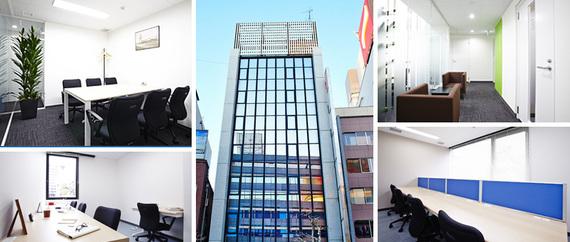 東京都渋谷区にあるコワーキングスペース オープンオフィス渋谷hills(ヒルズ)