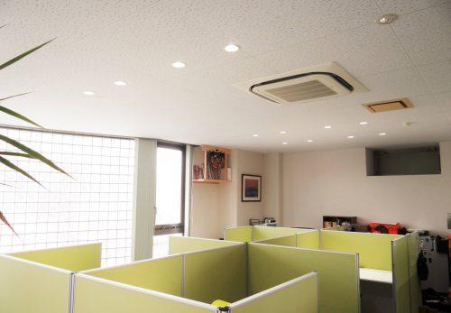 茨城県水戸市にあるコワーキングスペース シェアオフィス SSS