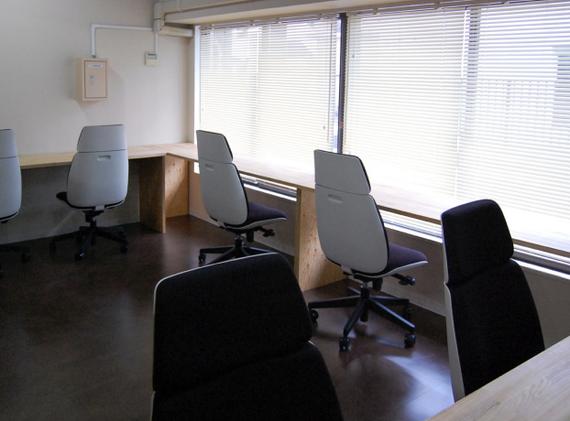 東京都立川市にあるコワーキングスペース 立川シェアオフィスTXT