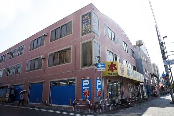 兵庫県尼崎市にあるコワーキングスペース WORK BOND