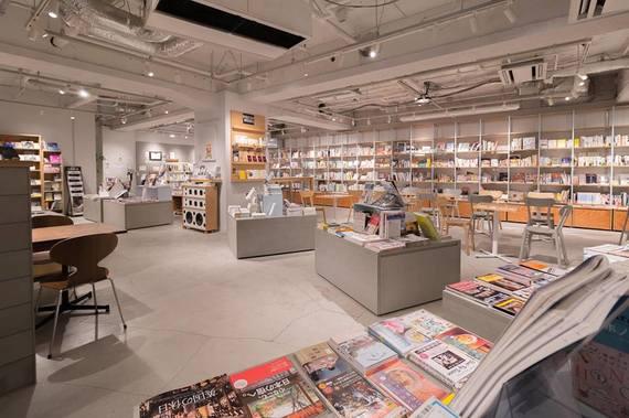 東京都渋谷区にあるコワーキングスペース BOOK LAB TOKYO