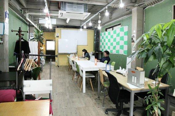 東京都品川区にあるコワーキングスペース VACANCY OFFICE(ベイカンシー オフィス)