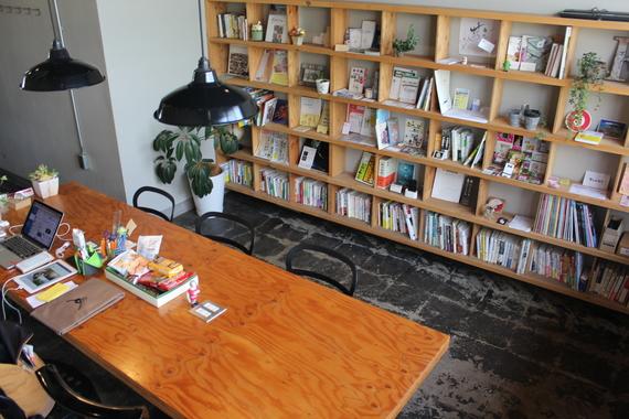 香川県高松市にあるコワーキングスペースgain-Y(ガイニー)