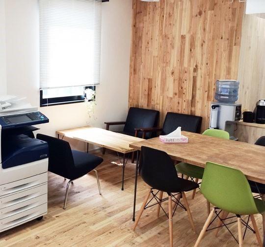 青森県三沢市にあるコワーキングスペース ものづくりオフィスFAB-LAB(ファブラボ)