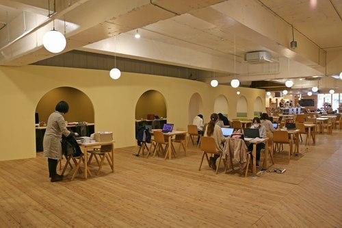 長野県上田市にあるコワーキングスペース HanaLab.UNNO(ハナラボ ウンノ)