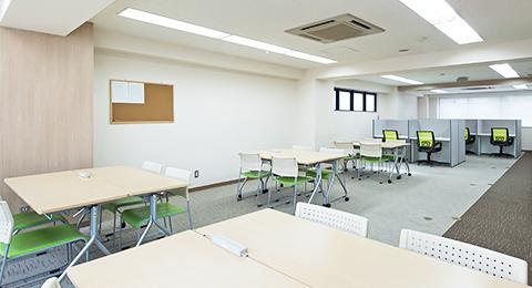 東京都新宿区にあるコワーキングスペース 新宿アントレサロン