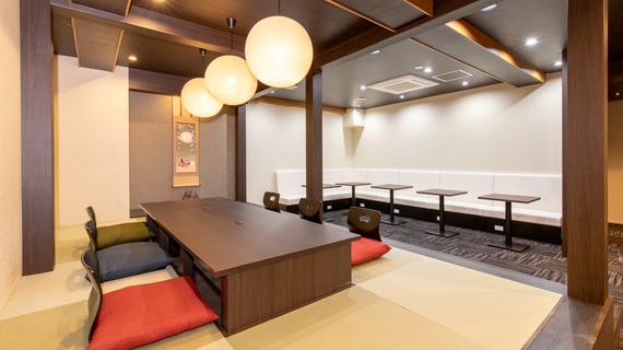 京都府京都市中京区にあるコワーキングスペース BIZcomfort京都-四条烏丸