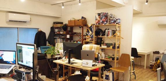 東京都杉並区にあるコワーキングスペース こけむさズ