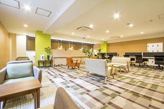 東京都江東区にあるコワーキングスペース BIZcomfort亀戸