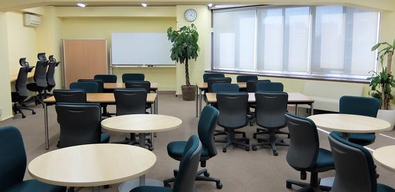 東京都北区にあるコワーキングスペース ソーシャルビジネスワークセンターAKABANE