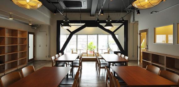 東京都渋谷区にあるコワーキングスペース co-lab 代官山(コーラボ)