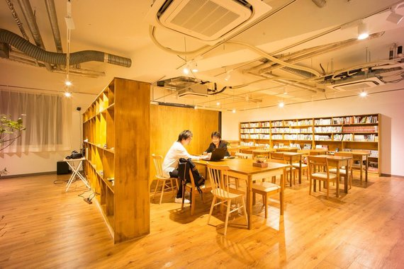 東京都千代田区にあるCo Learning Spaceみらい研究所(コラーニングスペース)