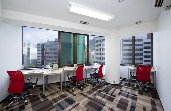 東京都渋谷区にあるコワーキングスペース オープンオフィス渋谷TOC(ティーオーシー)