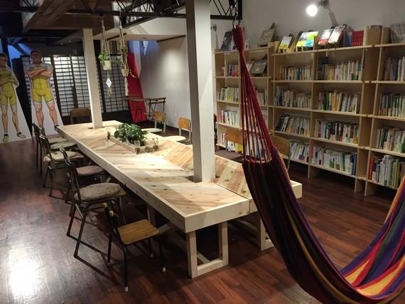 千葉県佐倉市にあるコワーキングスペース おもてなしラボ