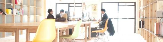 福岡県福岡市中央区にあるコワーキングスペース コワーキングスペース cocoffice薬院(ココフィス)