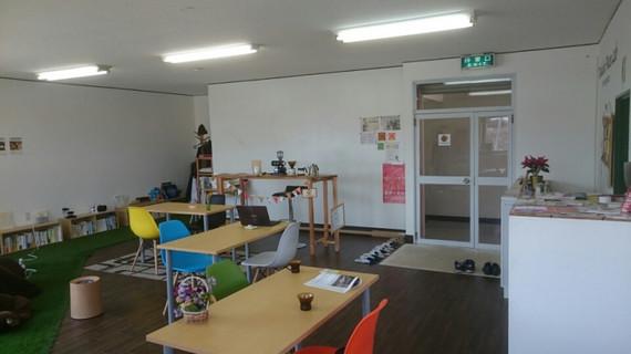 茨城県つくば市にあるコワーキングスペース Tsukuba Place Lab(つくば プレイス ラボ)