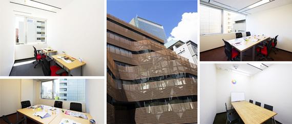 東京都港区にあるコワーキングスペース オープンオフィス 赤坂ビジネスプレイス