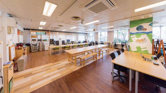 大阪府大阪市中央区にあるコワーキングスペース Osakan Space(オオサカンスペース)