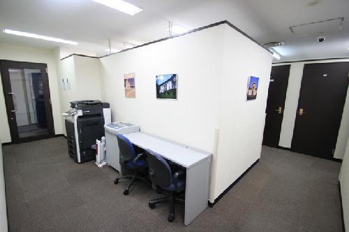 東京都新宿区にあるコワーキングスペース 新宿ビジネスガーデン