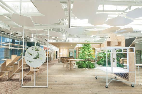東京都千代田区にある 3×3lab future(サンサンラボ・フューチャー)