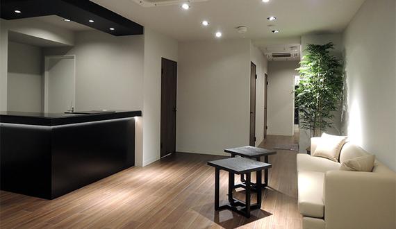 東京都中央区にあるコワーキングスペース ヒューリック銀座一丁目ビル アセットデザイン