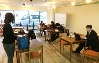 宮城県仙台市青葉区にある創造スタジオ ごくり