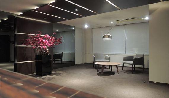 東京都中央区にあるコワーキングスペース THE OFFICE 銀座 アセットデザイン(ザ・オフィス)