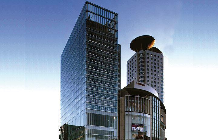 大阪府大阪市北区にあるサーブコープ梅田 ヒルトンプラザ ウエスト オフィスタワー コワーキングスペース