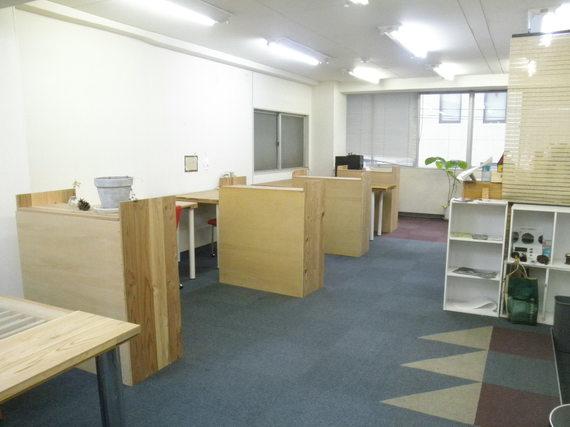 大阪府大阪市中央区にあるコワーキングスペース シェアオフィス常盤ソース