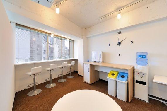 東京都渋谷区にあるコワーキングスペース プログレスオフィス渋谷
