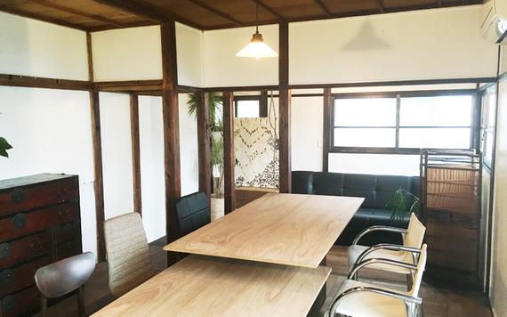 神奈川県小田原市にあるコワーキングスペース 旧三福