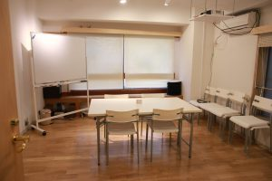 東京都中央区にあるコワーキングスペース ソーシャルビジネスラボ2 (SBL 2)
