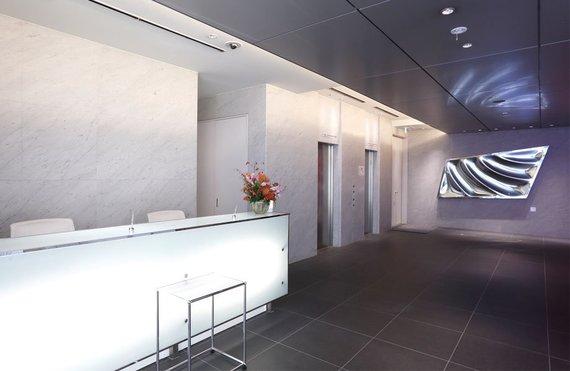 東京都中央区にあるコワーキングスペース BUREX京橋(ビュレックス)