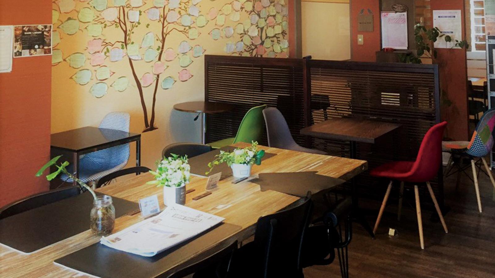 兵庫県神戸市中央区にある勉強カフェ神戸三宮スタジオ