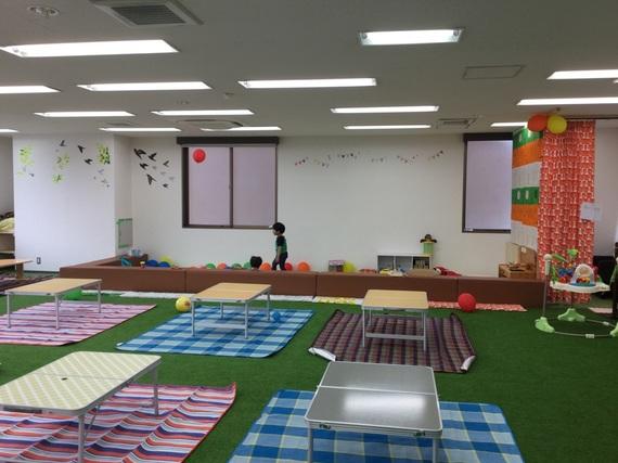 東京都多摩市にあるコワーキングスペース 親子カフェ WithCo(ウィズコ)