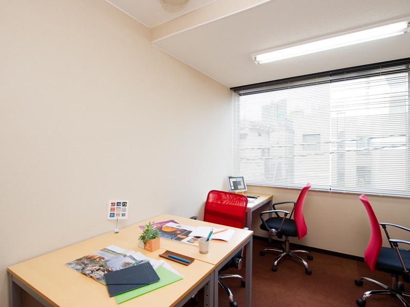 東京都港区にあるオープンオフィス南青山
