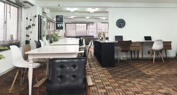 東京都渋谷区にあるコワーキングスペース Creative House(クリエイティブハウス)