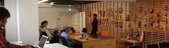 京都府京都市下京区にあるコワーキングスペース コワーキングスペース(シェアオフィス)「小脇(Cowaki)」