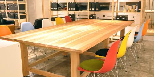 広島県福山市にあるHa-Lappa Coworking Space(ハラッパ コワーキングスペース )