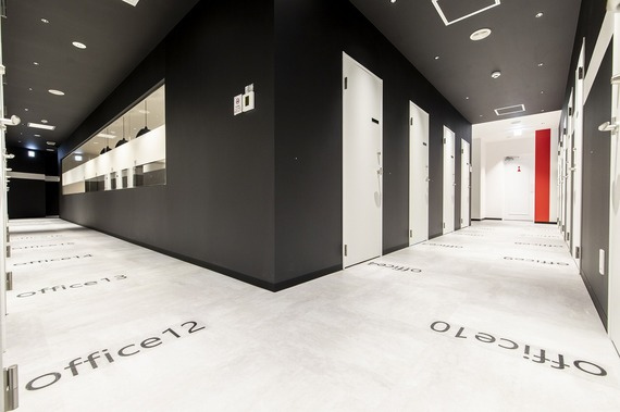 東京都品川区にあるコワーキングスペース BIZcomfort品川大井町